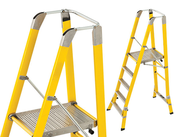Safety Step Platforms